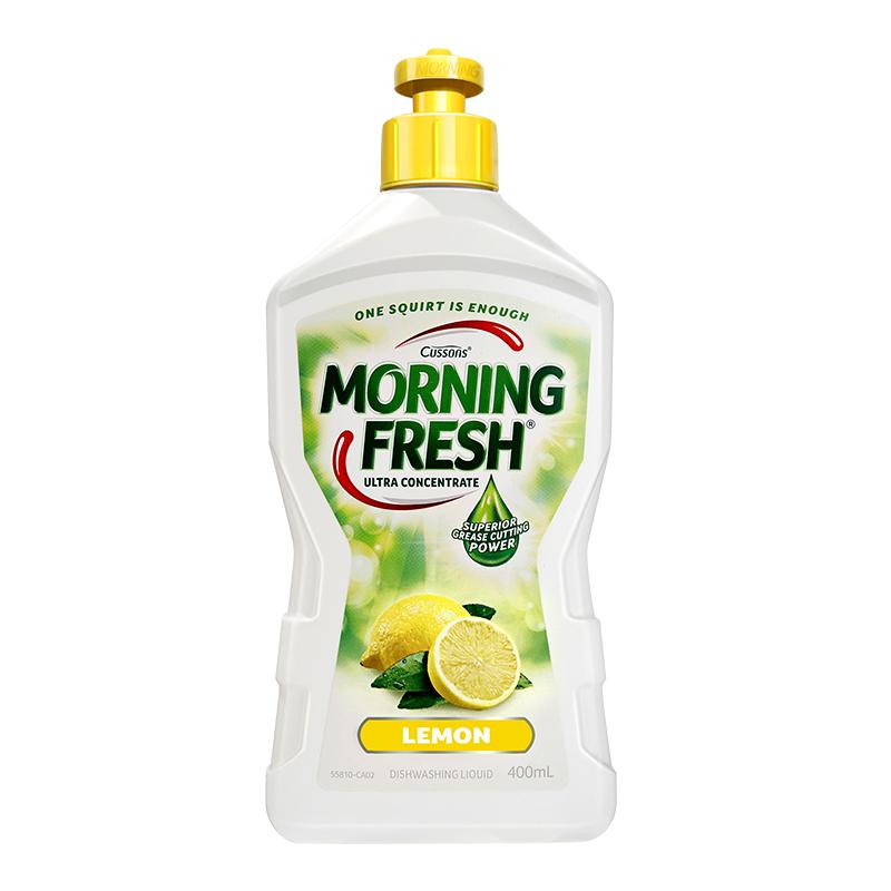 MORNING FRESH 超级浓缩洗洁精 柠檬香型 400ml