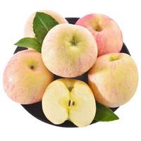 东东萌宠  山东烟台红富士带箱5斤装苹果水果 新鲜时令水果 产地直发 包邮