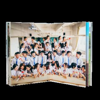 杂志相册 软壳封面覆膜12寸 24p(35-60图)