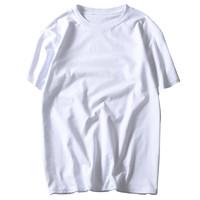 Rampo 乱步 17A629 重磅棉纯色短袖
