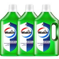 Walch 威露士 多用途消毒液 1L*3瓶 *2件