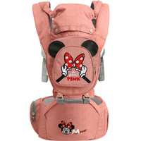 限地区、有券的上:Disney 迪士尼 四季款多功能双肩婴儿背带 +凑单品