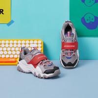 唯品尖货:SKECHERS 斯凯奇  男童拼色熊猫鞋