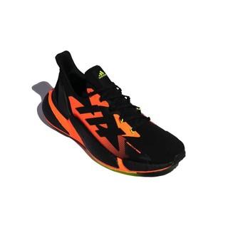 adidas 阿迪达斯  X9000L4 C.RDY 中性跑鞋 G54885 黑色/信号橙 43