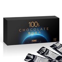 京东PLUS会员:态好吃 可可脂黑巧克力 110g   *3件