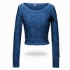 SAmyama 女子瑜伽服 1371021Y0278 蓝色 XL