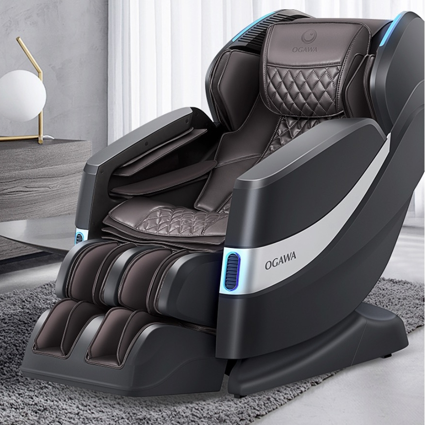 小编精选 : 爆卖破1.5亿+,万元档全新按摩黑科技—奥佳华 OG-7608 星际椅