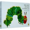 《The Very Hungry Caterpillar 饥饿的毛毛虫》(进口原版、精装)