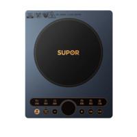 SUPOR 苏泊尔 C22-IH65E8 普通电磁炉 蓝色