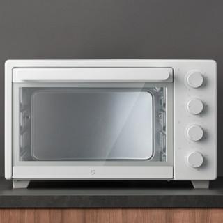 MIJIA 米家 MDKXDE1ACM 电烤箱 32L 白色