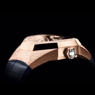 Audemars Piguet 爱彼 皇家橡树概念系列 38.5毫米手动上链腕表 26630OR.GG.D326CR.01