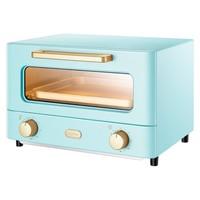 SUPOR 苏泊尔 K12FK604 电烤箱 12L 蓝色