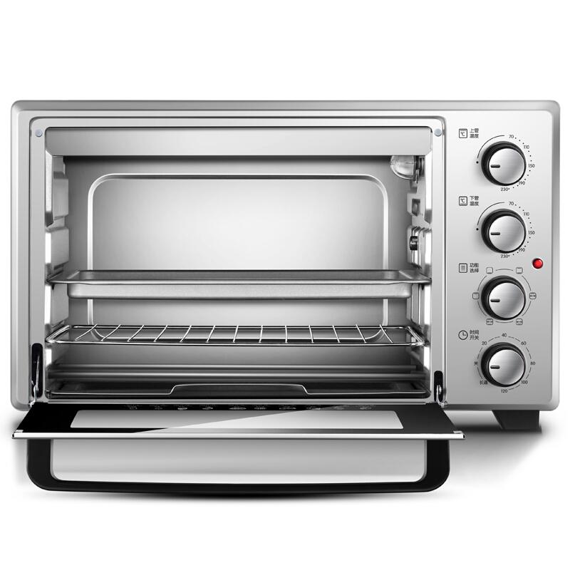 SUPOR 苏泊尔 K30FK601 电烤箱 30L 银色