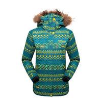 NORTHLAND 诺诗兰 女子滑雪服 GK032710 绿色 S