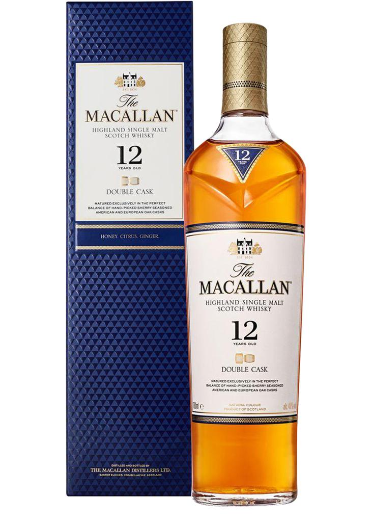 12 Year Old Double Cask Single Malt Scotch Whisky