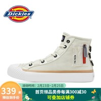 Dickies 帝客 DK008480 男士高帮休闲板鞋