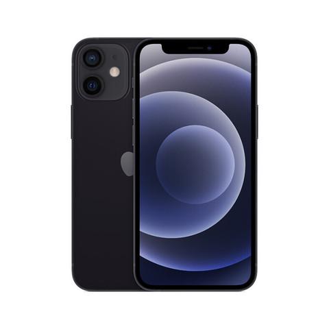 Apple苹果iPhone 12 mini 5G手机 黑色 128GB