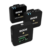 新品发售:RODE 罗德 Wireless GO II 无线麦克风