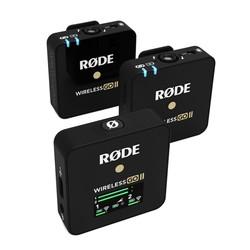 RODE 罗德 Wireless GO II 无线麦克风