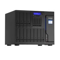 QNAP 威联通 TS-1685 16盘位NAS(D-1521、8GB)