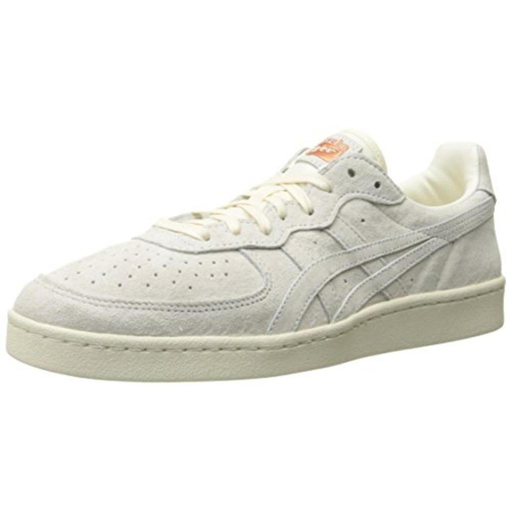 Onitsuka Tiger Mens Suede Perforated Fashion Sneakers