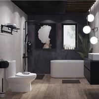 这几款不起眼的小件好物,确是舒适卫浴空间不可忽视的点!