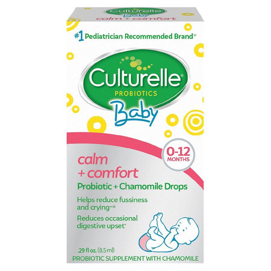 Culturelle Calm+Comfort 婴幼儿洋甘菊益生菌滴剂