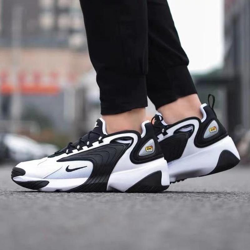 【考拉自营】Nike耐克官方NIKE ZOOM 2K男子运动休闲气垫老爹鞋 AO0269-101