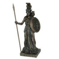 Veronese Design 雅典娜智慧和戰爭青銅雕像