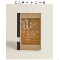 Zara Home 再生纸笔记本 芥末黄色 13.0 x 22.0 x 1.0 cm