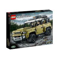 考拉海购黑卡会员:LEGO 乐高 Technic科技系列 42110 路虎卫士