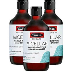 Swisse 温泉水小黄瓜卸妆液 300ml *3件