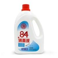 京白  84消毒液  1.25l