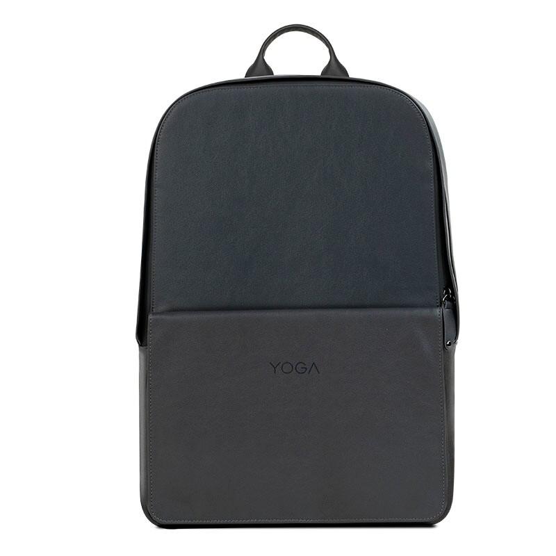 Lenovo 联想 YOGA系列 15.6英寸双肩电脑包 岩灰色