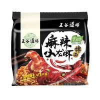 五谷道场 麻辣小龙虾拌面 麻辣味 112g*12袋