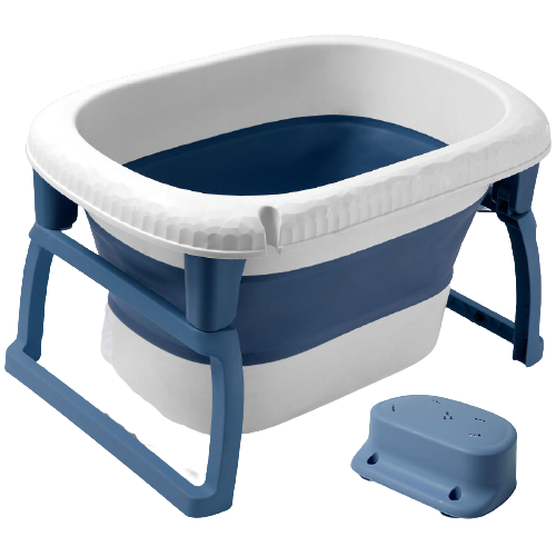 babyhood 世纪宝贝 BH-324 儿童浴盆 蓝色