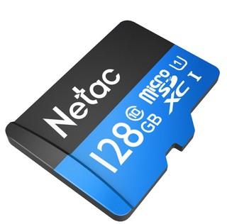 Netac 朗科 P500系列 microSD存储卡 128GB 海之蓝(UHS-III、V30)