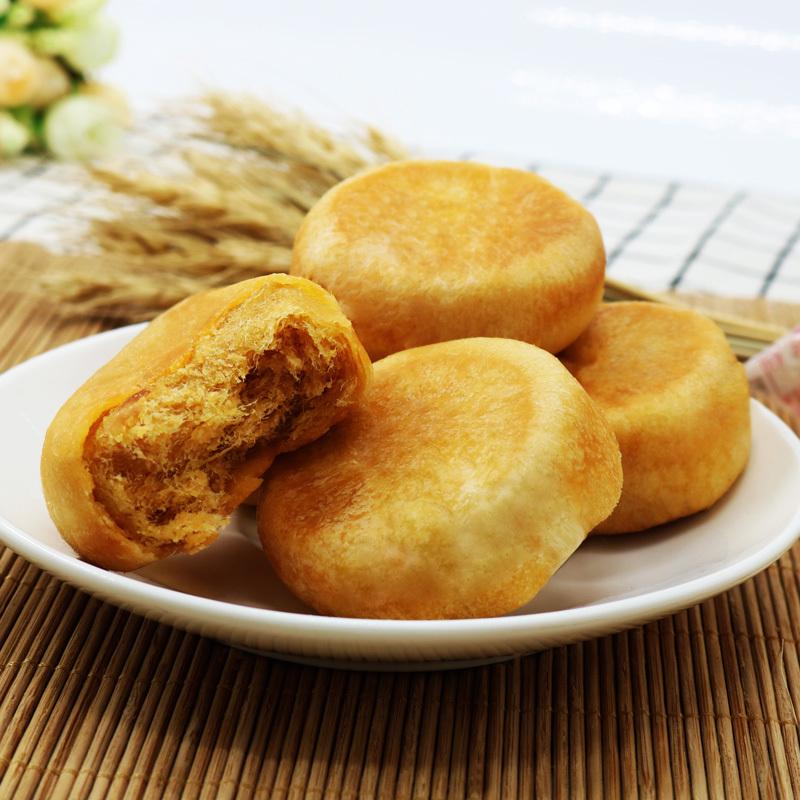 友臣 散装肉松饼 500g 3种口味可选