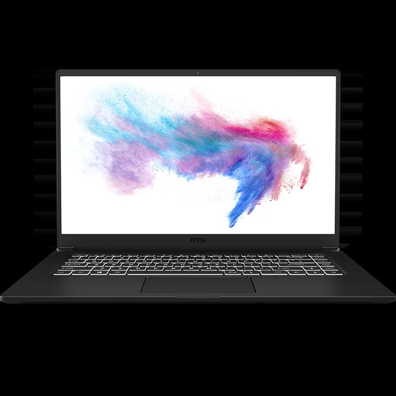 MSI 微星 Modern 15 新世代 15.6英寸笔记本电脑(i7-10510U、8GB、512GB、MX250)