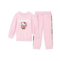 唯品尖货:SKECHERS 斯凯奇 Hello Kitty 女童套装