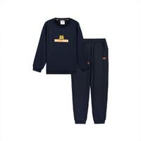 唯品尖货:SKECHERS 斯凯奇 男童休闲保暖套装