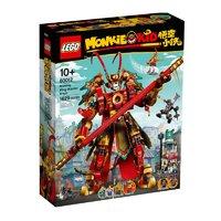 女神超惠买、考拉海购黑卡会员:LEGO 乐高 悟空小侠系列 80012 齐天大圣黄金机甲