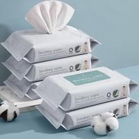 EMXEE 嫚熙 婴儿消毒湿巾 40抽*8包 *2件