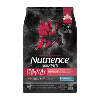 Nutrience 哈根纽翠斯 鸡肉味成幼犬粮 红肉 11磅