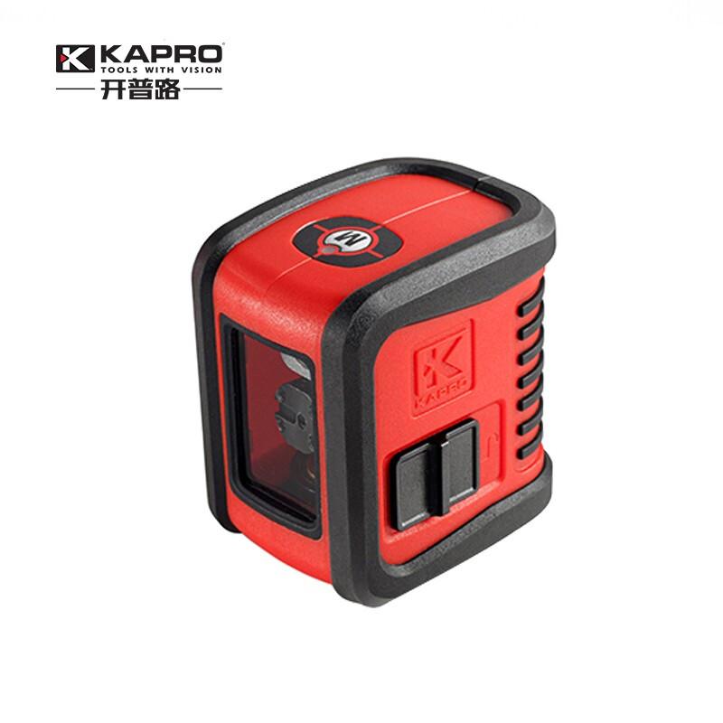 开普路(KAPRO)红光2线水平仪激光仪贴墙仪标线仪投线仪  842定制