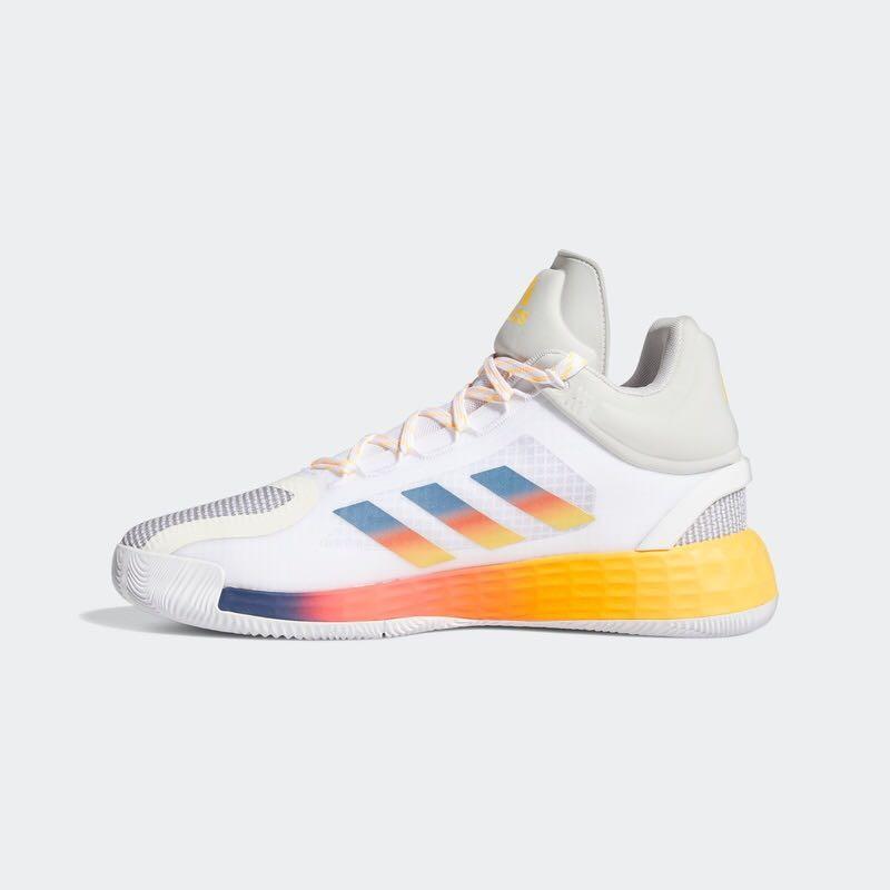 5日0点 : adidas 阿迪达斯 D Rose 11 FW8508 男子中帮篮球鞋