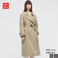 UNIQLO 优衣库 440433 女装 风衣
