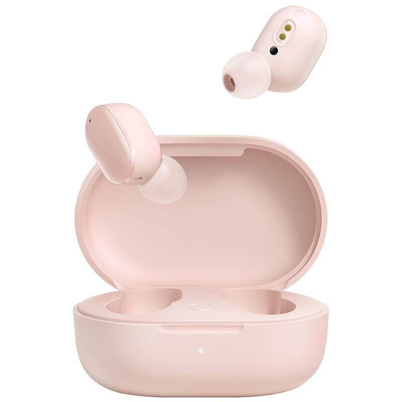 Redmi 红米 AirDots 3 入耳式真无线蓝牙耳机 元气粉