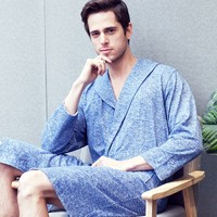 real jardin 御庭 MQM1602 男士長袖睡衣
