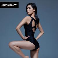 Speedo 速比涛 电气矩阵系列 DMX-10 女子连体泳衣